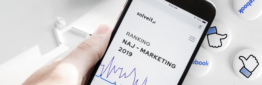 SUBIEKTYWNY RANKING NAJ – MARKETING 2019